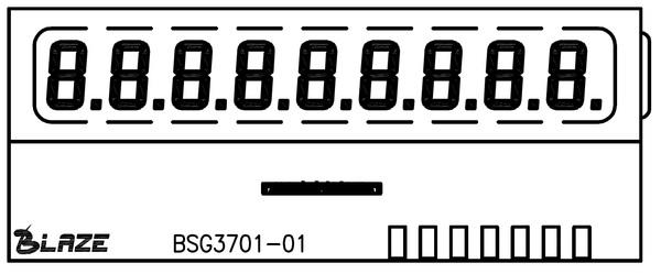 Индикатор BSG3701-01