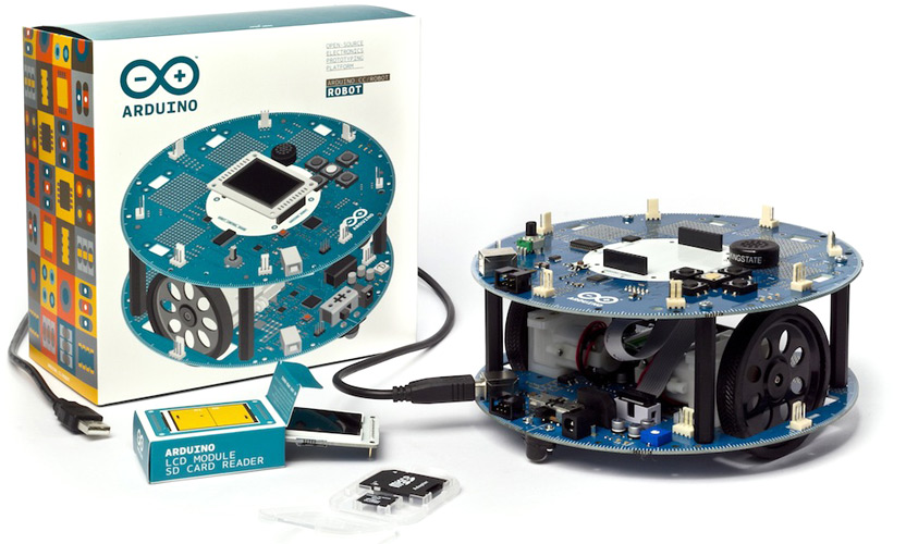 Emgreat Motor Robot Car Chassis Kit with Speed Encoder